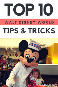 Top 10 Disney World Tips and Tricks