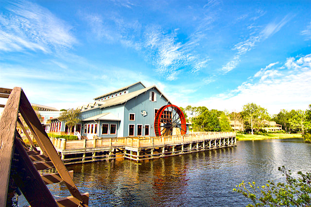 port orleans riverside - best disney world resort for adults