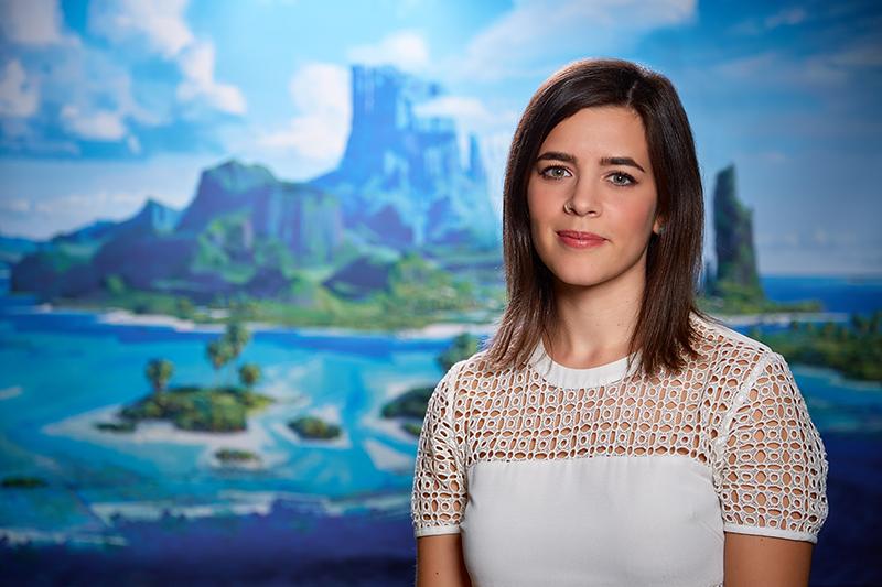 MOANA Neysa Bove Interview