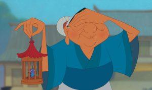 Szene aus Mulan