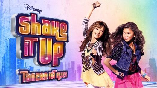 Shake It Up Tanzen ist alles