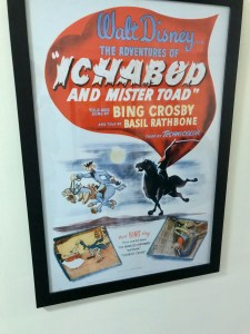Poster zu The Adventures of Ichabod and Mister Toad