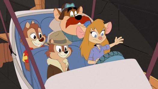 DuckTales Rescue Rangers