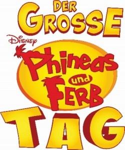 Der Grosse Phineas und Ferb Tag Logo