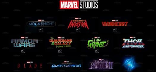Marvel Studios Projekte für Disney+ und Kino ab 2021