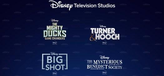 Disney Television Studios Projekte für Disney+