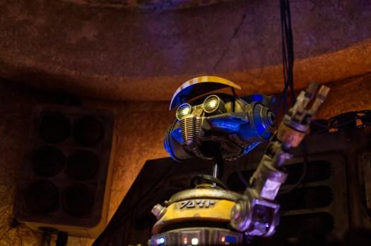 DJ Rex in Galaxy's Edge