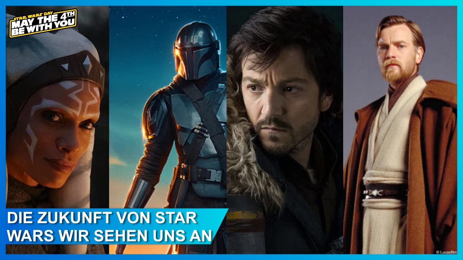 Star Wars: Diese Serien und Filme kommen auf euch zu!