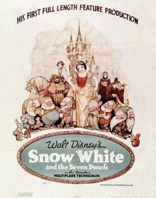 Schneewittchen Filmposter