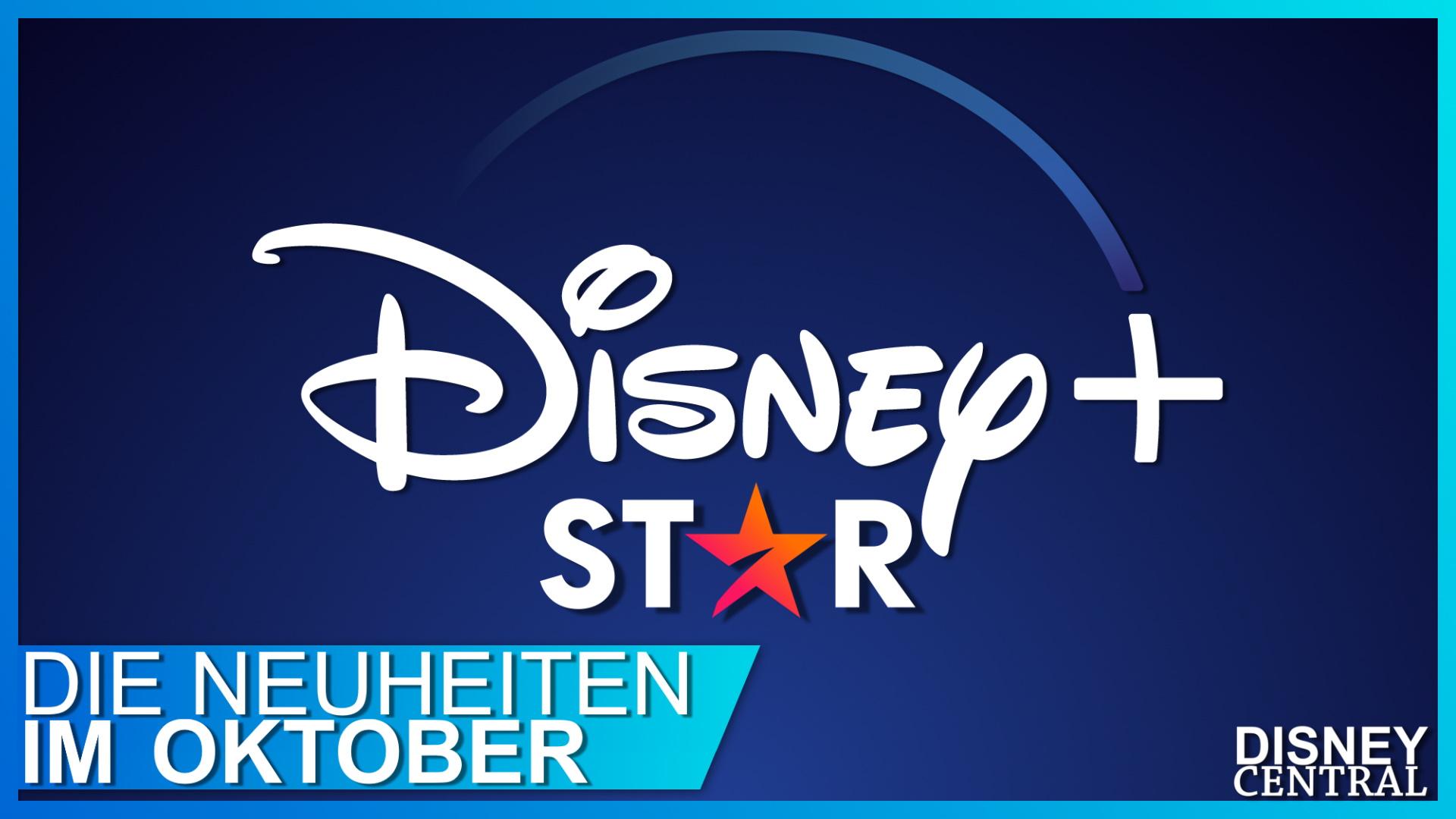 Disney+ Star Neuheiten Oktober21