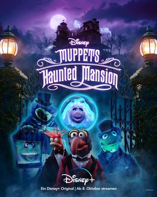 Muppets Haunted Mansion Disney+
