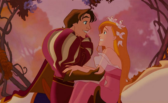 Disney Characters In Love At First Sight Disneys World