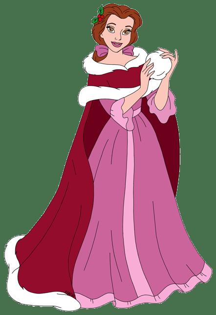 Beauty And The Beast Christmas Clip Art Disney Clip Art