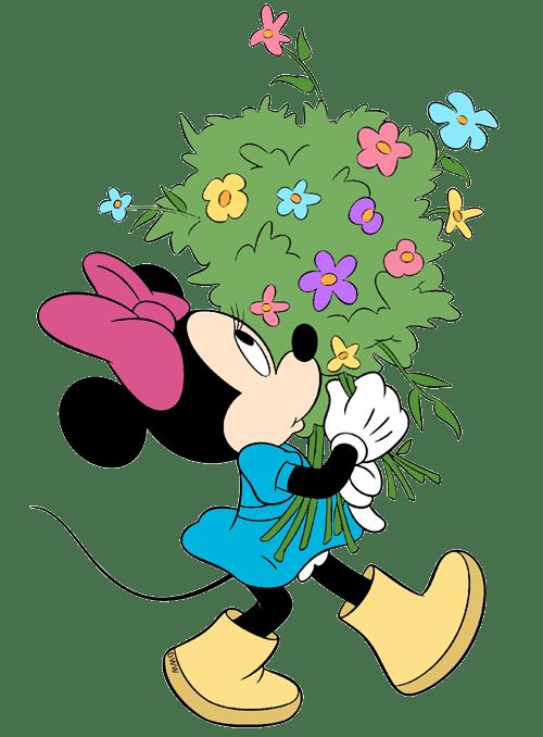 disney springtime clip art
