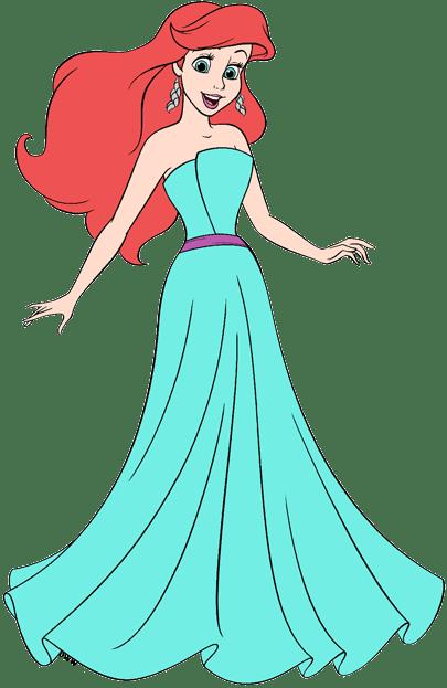 Human Ariel Clip Art 2 Disney Clip Art Galore