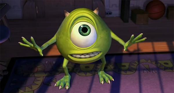 Monsters inc  The Disney and Pixar Canon  Disneyclipscom