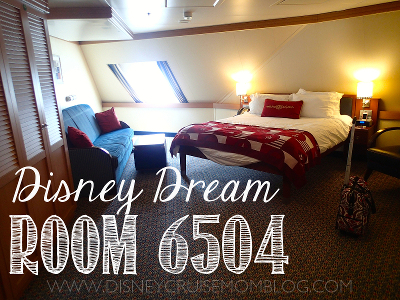 Disney Dream Room 6504  Disney Cruise Mom Blog