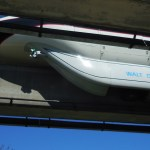 Disney's Blue Monorail