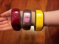 Five Ways to Personalize Your Magic Band - Disney Dining ...