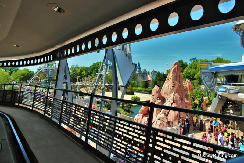 Disney Castle Restaurant