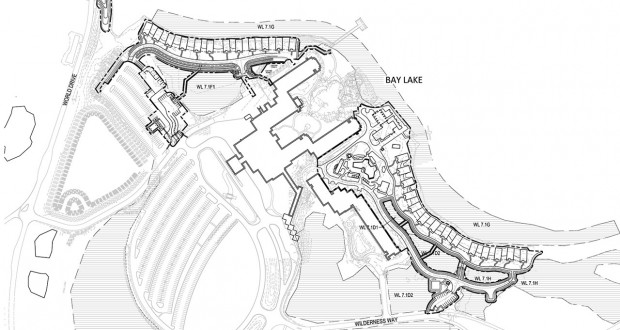 Breaking: Wilderness Lodge to Construct DVC Cabins