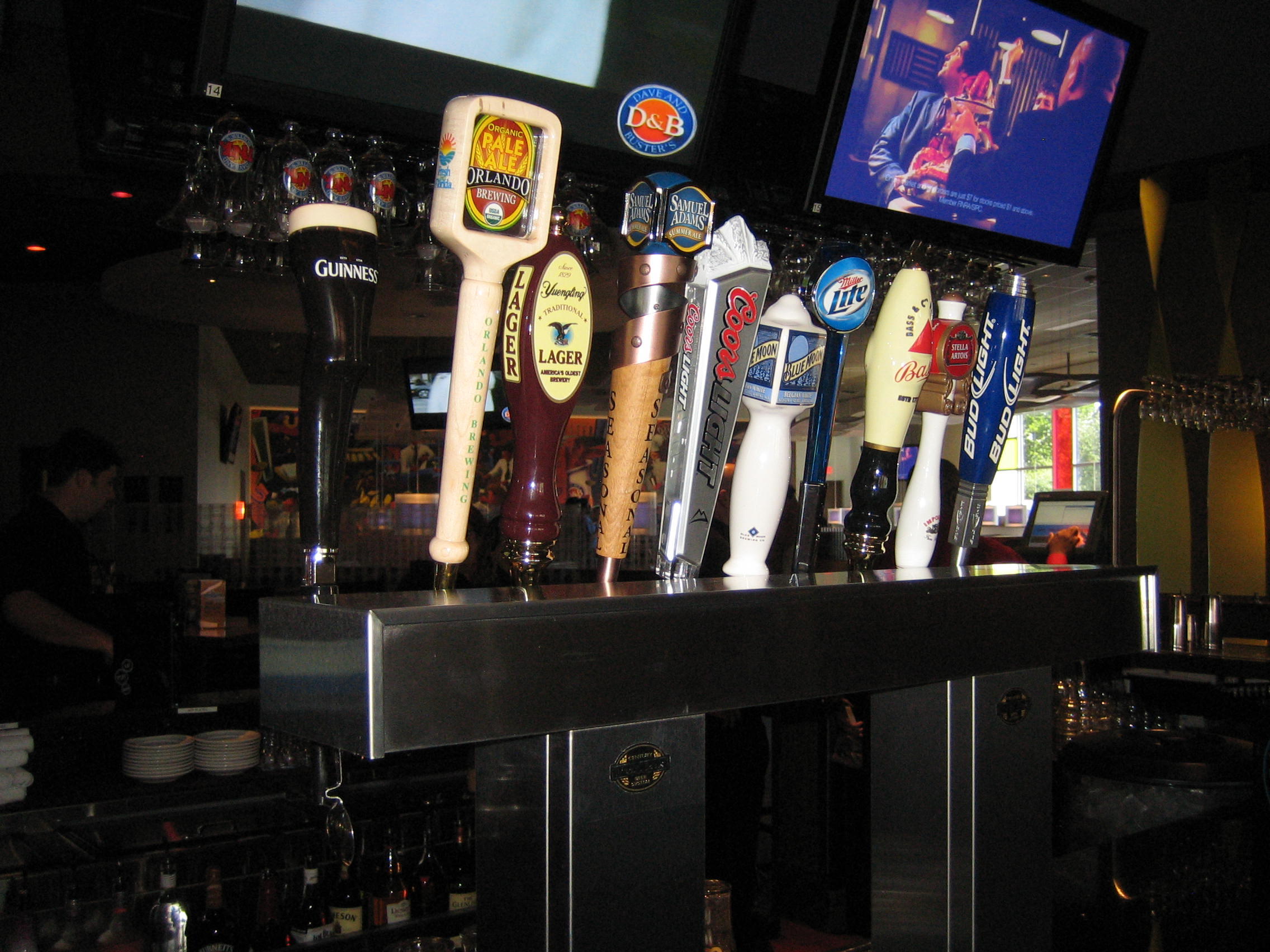 Review  Orlando Dave and Busters Opens Near Walt Disney