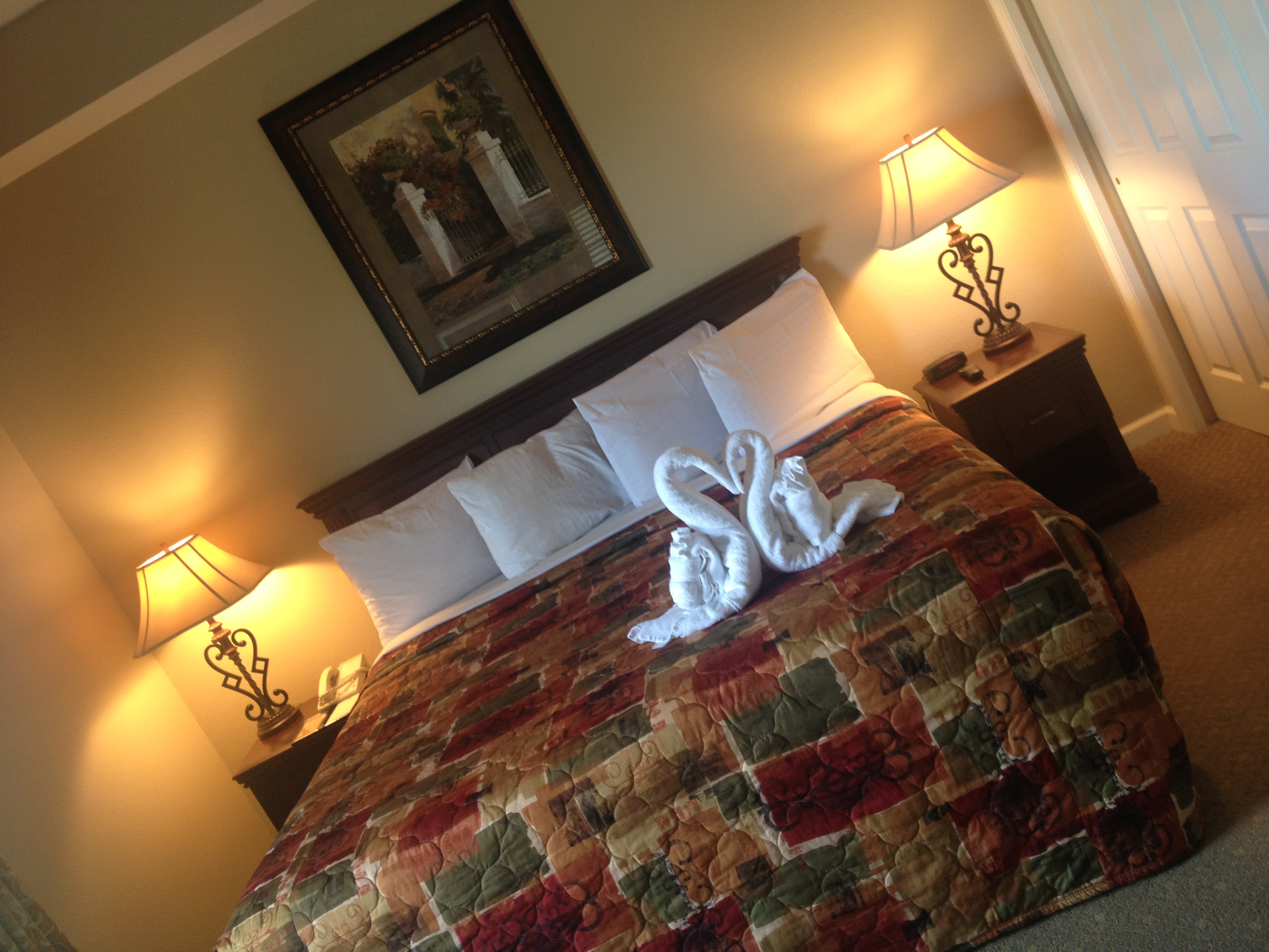 orlando hotels with full kitchen cheap countertops worldquest resort review – amazing value and oh so ...