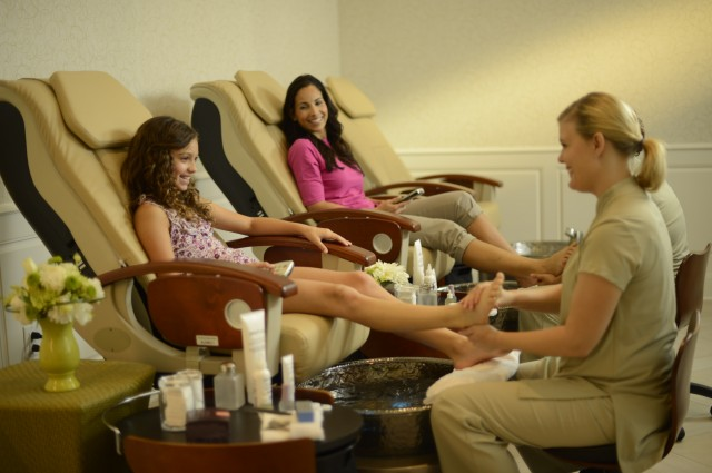 Plan a Mother Daughter Spa Day on Your Next Walt Disney
