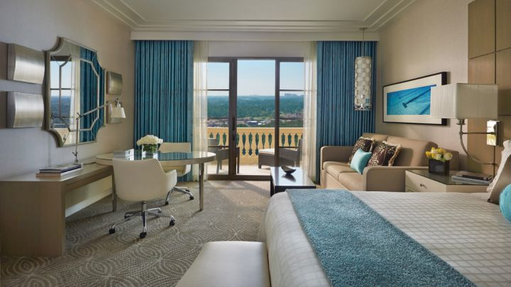 Sneak Peek Inside the Guest Rooms at the All New Walt