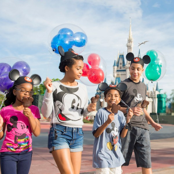 Black-ish Cast Spotted Walt Disney World Resort In