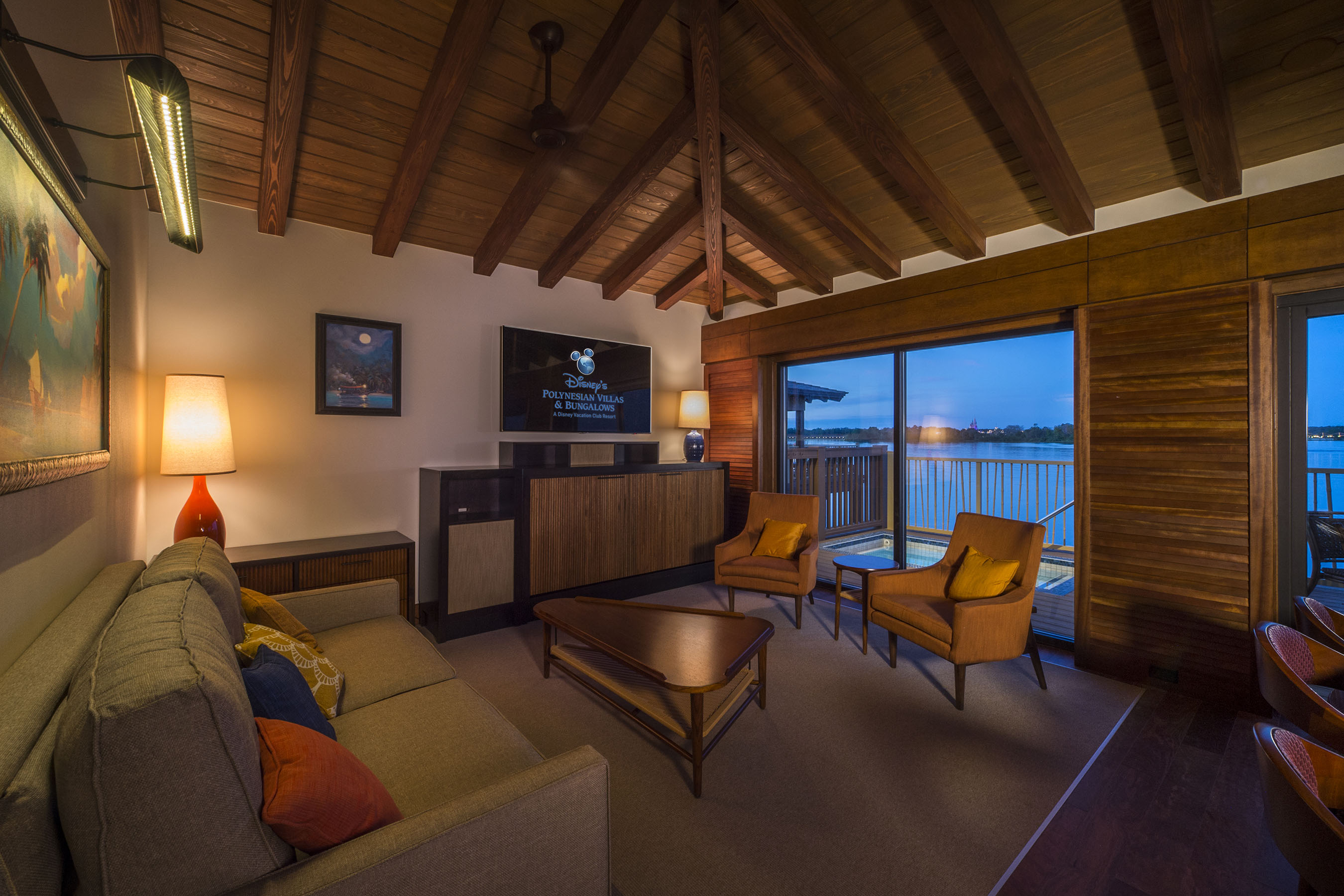 Photo Tour of The Bora Bora Bungalows at Disneys