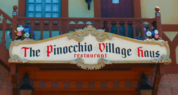 3 Reasons Why Pinocchio Village Haus In Magic Kingdom Is A