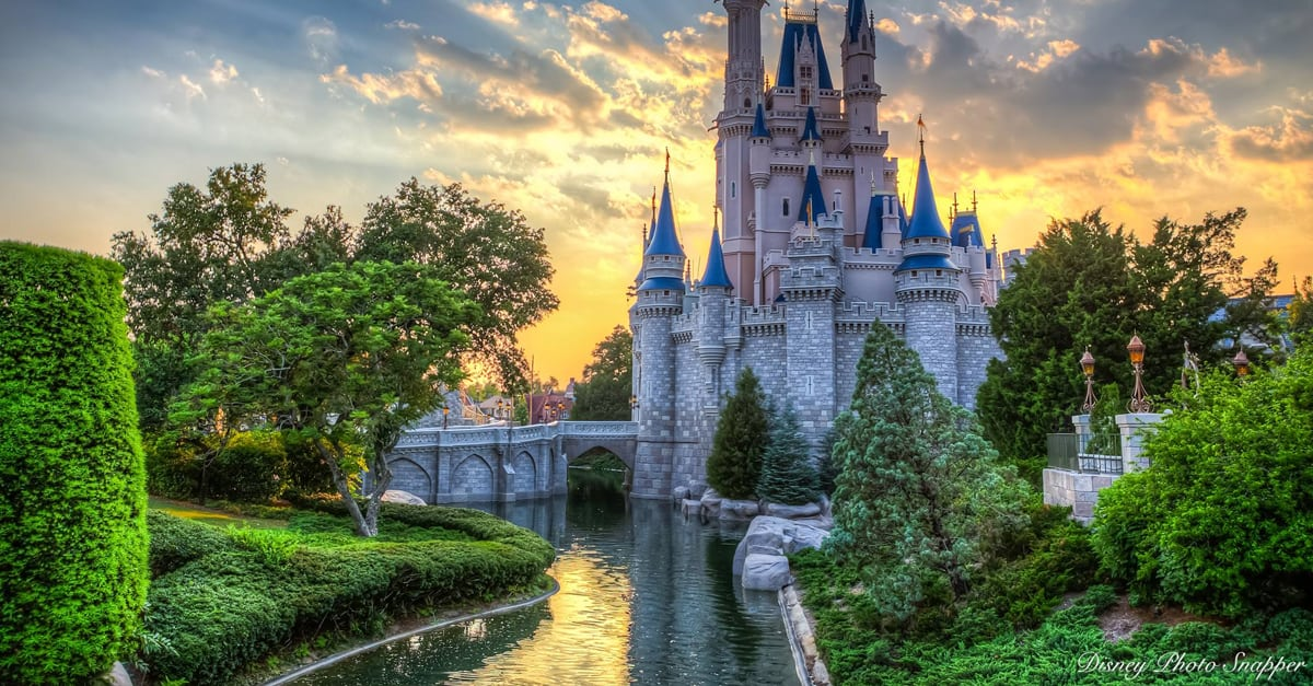 4k Fall Painting Wallpapers 10 Most Beautiful Places In All Of Walt Disney World