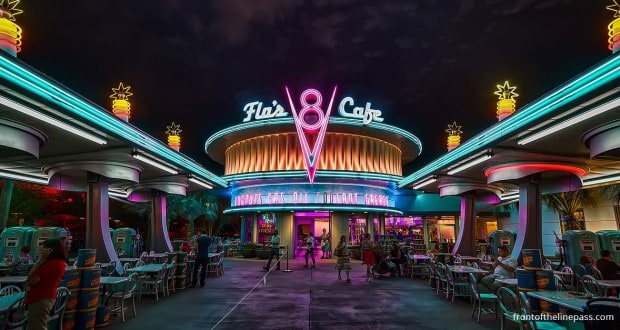 10 Best Places To Eat At Disneyland