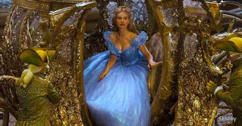 Image result for cinderella 2015 carriage