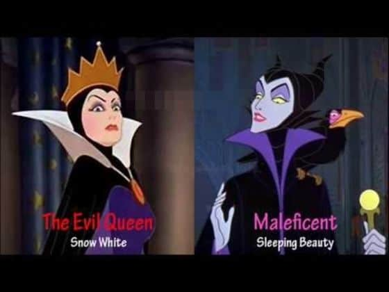 Are You More Maleficent Or The Evil Queen