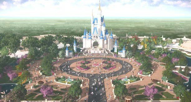 Big Changes Coming To Cinderellas Castle At Walt Disney