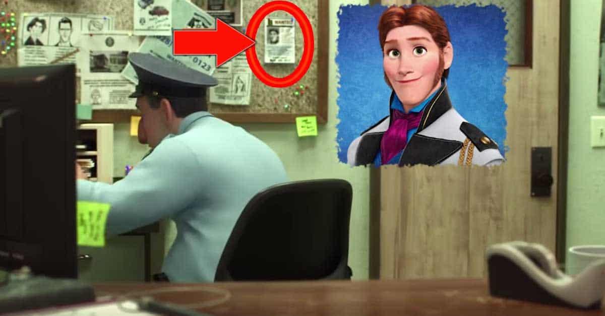 10 Secret Details In Disney Movies Youve Probably Missed