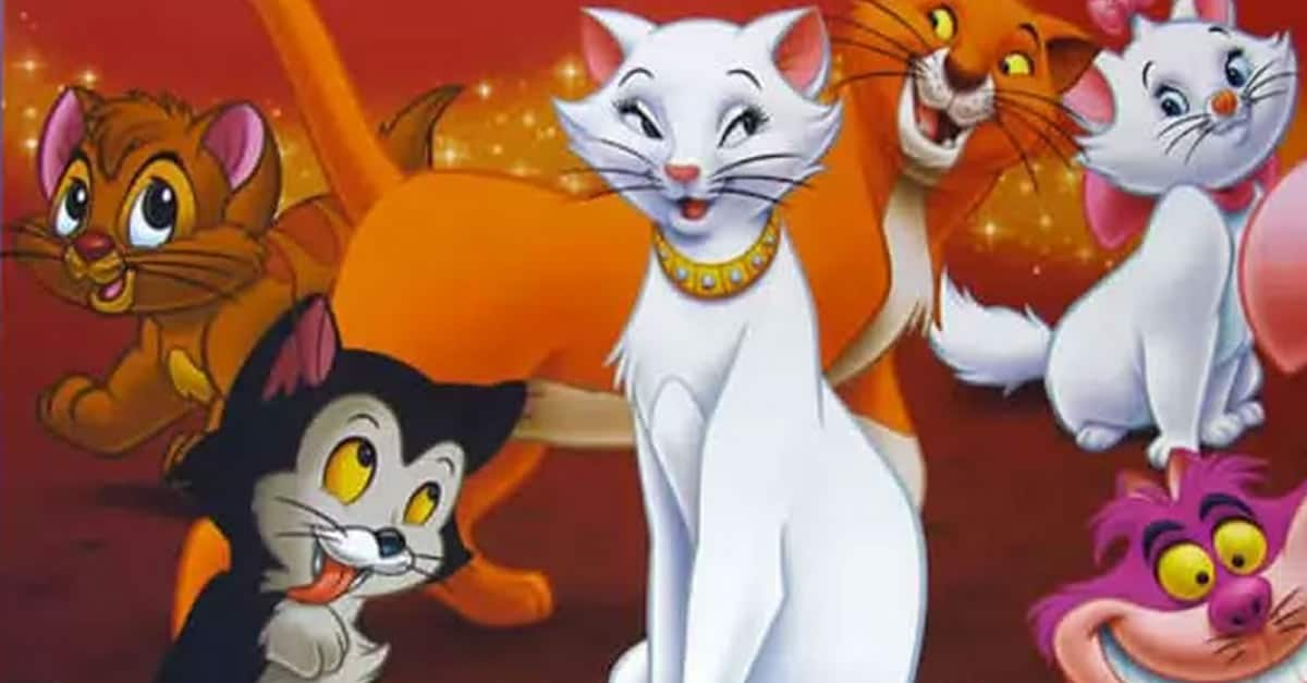 Quiz Can You Unscramble The Names Of These Disney Cats
