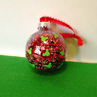 Ornaments for all, or maybe just ourselves.