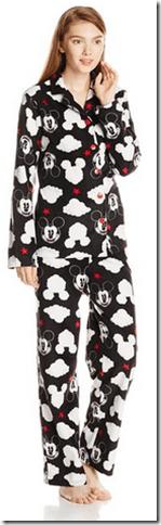 2015-01-17 19_37_54-Disney Women's Black Mickey Mouse Print Pajama Set at Amazon Women's Clothing st