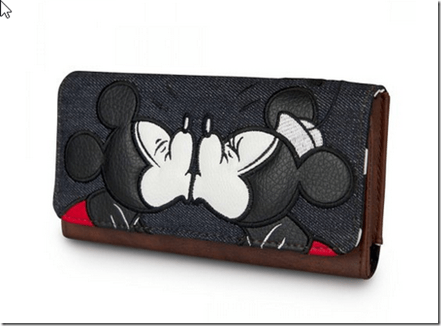 2015-02-15 04_52_13-Minnie X Mickey Love Kissing Disney Denim Tote and Wallet SET_ Handbags_ Amazon.