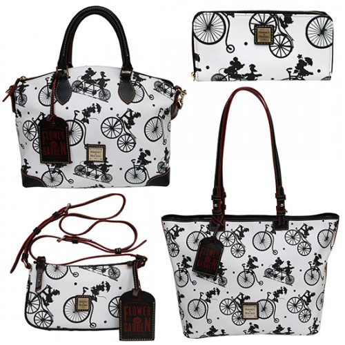 Flower and Garden Dooney and Bourke