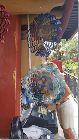 disney eycatcher wind spinner