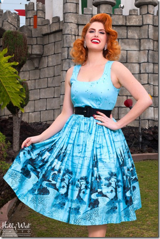 2015-06-11 22_24_16-Pinup Couture - Aurora Dress in Blue Castle Print _ Pinup Girl Clothing