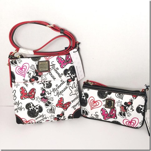disney doooney and bourke hearts and bows