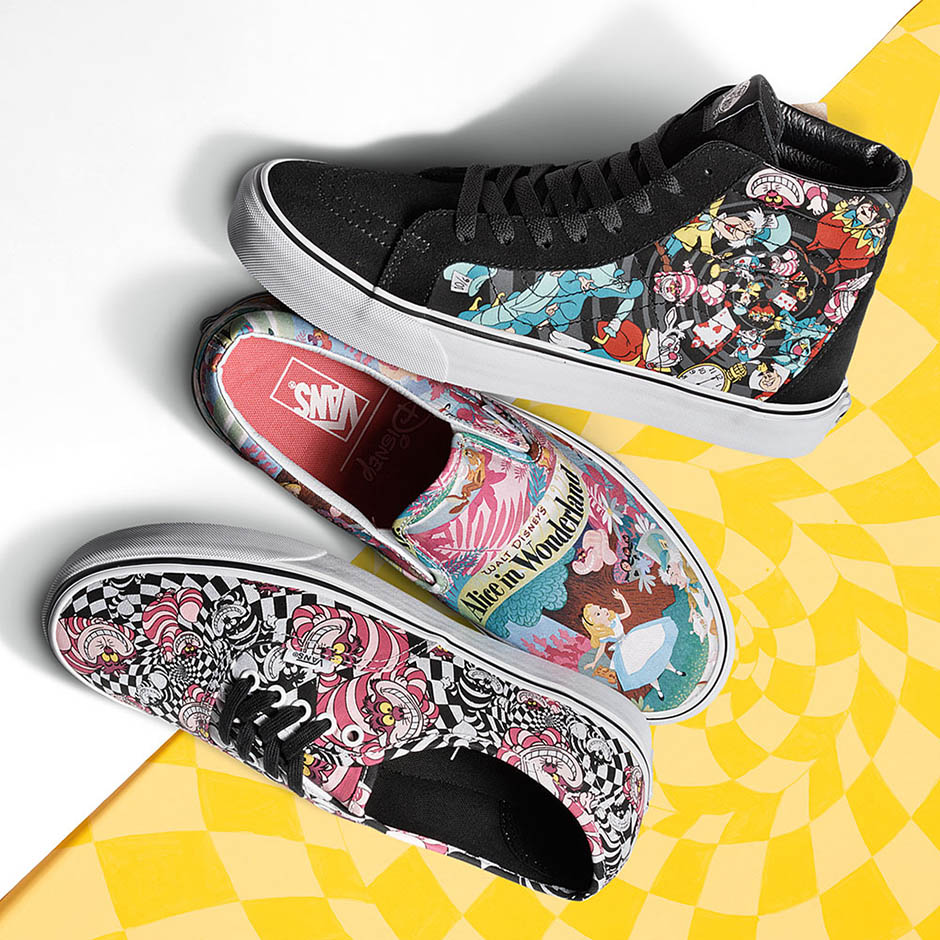 533344a4026072 The Rest Of The 2015 Disney Vans Are Finally Announced!