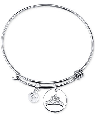 Alternative Disney Bangle To Alex And Ani In Sterling Silver