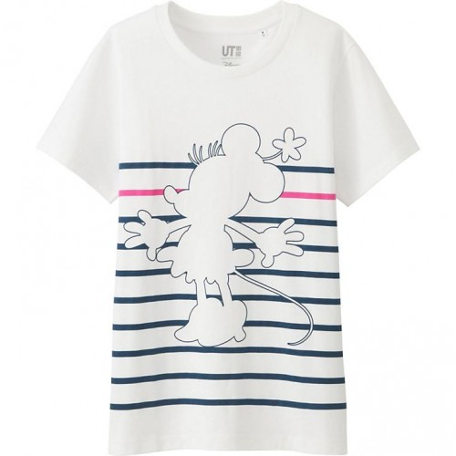 Uniqlo Minnie Mouse T-Shirt