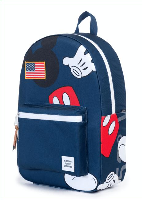 HD Mickey Backpack blue